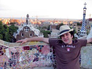 Potion: Barcelona, Spain- MIchel & Gaudi