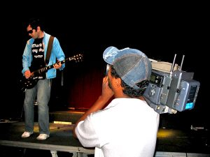 Potion: Brazil TV-Michel live on television in Curitiba