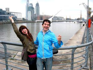 Potion: Buenos Aires- Annie & Michel