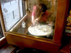 Potion: Madrid, Spain- Annie & café
