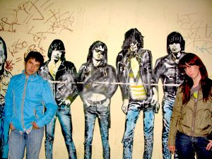 Potion: Sao Paulo, Brazil- Annie & Michel & the Ramones