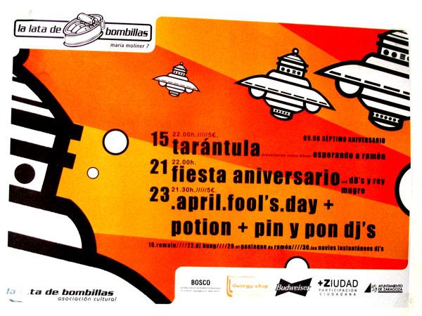 Zaragoza-Poster