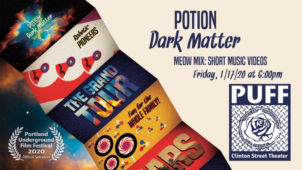 Potion: Dark Matter at PUFF Film Festival