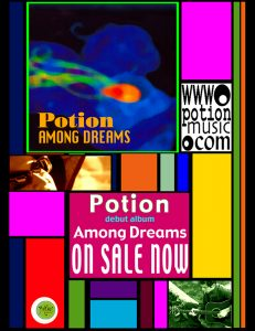 Potion: Among Dreams Promotional Poster 2000