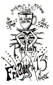 Potion: The UnUrban Show Poster 081399