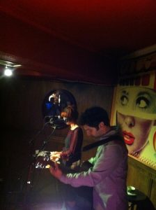 Potion: Ourense, Spain- Live at Cafe & Pop Torgal American Autumn Series