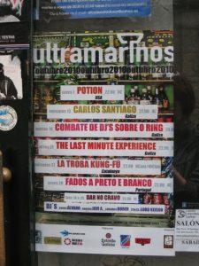 Potion: Santiago de Compostela, Spain- Pub Ultramarinos Show Poster