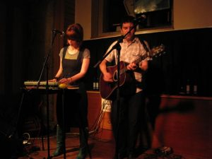 Potion: Santiago de Compostela, Spain- Live at Pub Ultramarinos 2