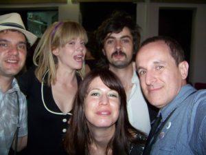 Potion: Càceres, Spain- Eva & Javi, (Idealipsticks), Michel & Annie (Potion), Rafa (Yellow Melodies)