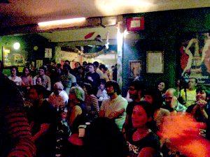 Potion: A Coruña, Spain- Live at Bar Flotante (w/Xoel Lopez, Pablo Dacal)
