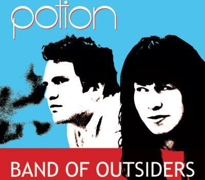 Potion: Band Of Outsiders Album Cover 600px