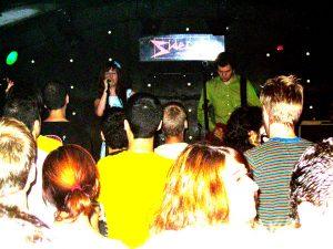 Potion: Barcelona-Live at Sidecar Crowd shot