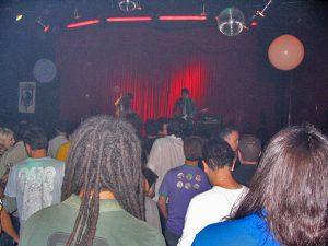 Potion: Sao Paulo, Brazil- Live at CB Bar 2