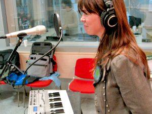 Potion: Madrid, Spain- Annie performing Live at Disco Grande, Julio Ruiz